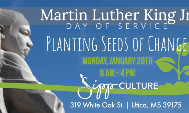 MLK Jr Day of Service – Planting Seeds of Change