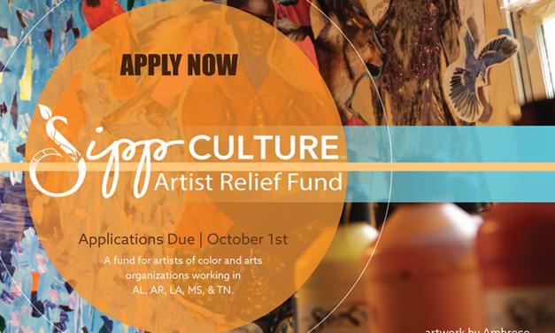 Artist Relief Fund 2020