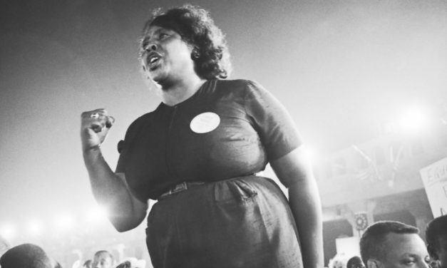 Black History Spotlight – Fannie Lou Hamer