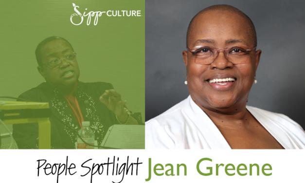 People Spotlight: Jean Greene
