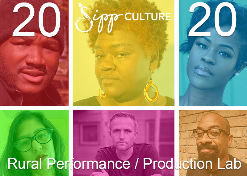 2020 Rural Performance/Production Lab Artists
