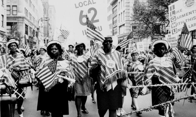 Labor Day: Then and Now