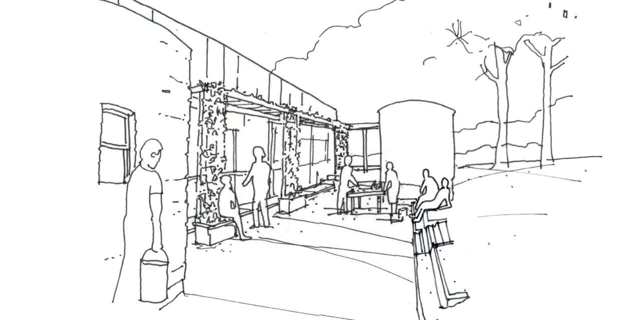 Innovative Greenhouse Plans for Sipp Culture White Oak Property